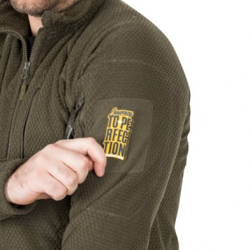 HELIKON-TEX ALPHA TACTICAL Fleece Coytoe
